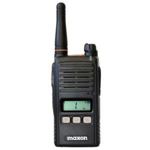 TJ-3000, jobsite radio, hanheld radio, walkie talkie, work radio, maxon radio, TJ-3100, TJ-3400