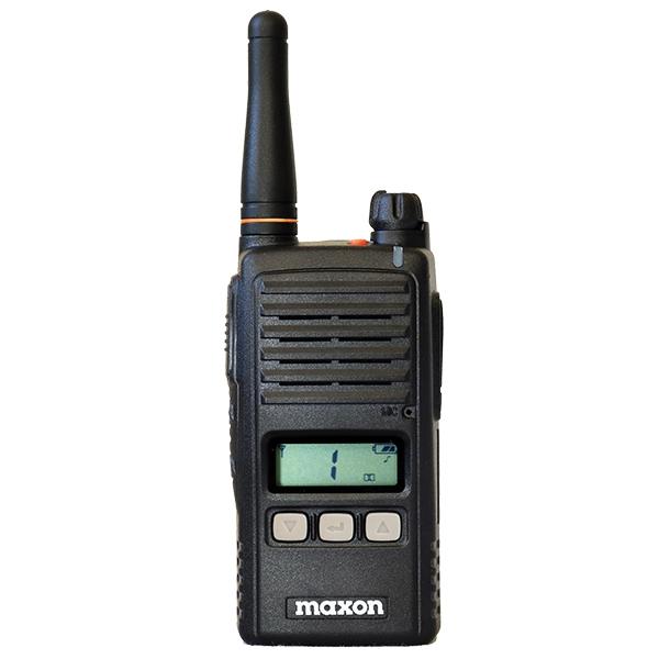 tj-3000, tj-3000 maxon, maxon radio, maxon jobsite radio